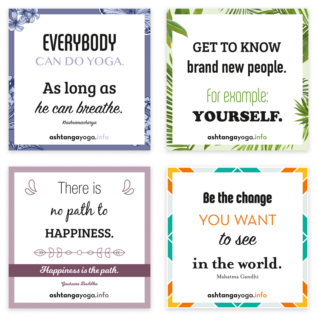 AYI, Yoga, Printdesign, aufkleber, marketing, marketingmaterial
